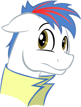 My first vector on Inkscape :3 by firespeed