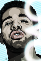 Drizzy Drake (OVO): iPhone/iPod Wallpaper by yumgsta