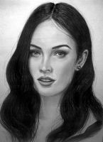 Megan Fox by LazzzyV