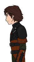 Older Hiccup by Livori