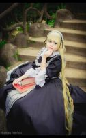 GOSICK - The Golden Fairy by NeeYumi