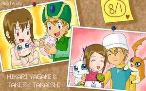 Takari Forever by tailchan