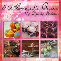 50 Cupcake bases by Lethe by A-river-of-hades