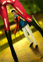 Lupin the Third by MonicaMarinho