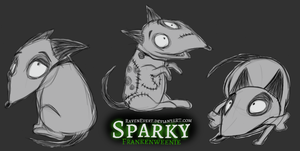 Sparky by RavenEvert