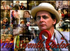 The Seventh Doctor by Amrinalc