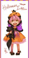 CLAC: Halloween Icha by Syndicth