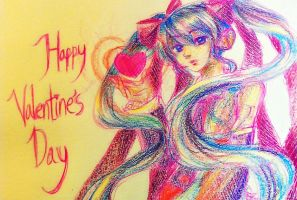 Happy Valentine's Day? by CrymsonFire445