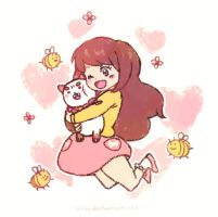 Bee And Puppycat by liliyy