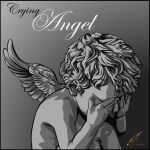 Crying Angel by salasjessy