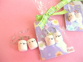 New Mini Marshmallow Ear IV by sunnyxshine