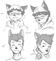 Mavin Cats! by GilgameshforEternity