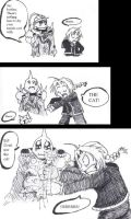 Crappy FMA Comic by TipsyMcBoozerton