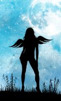 Angel by m-a-t-h-e-s