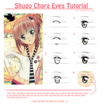 Shugo Chara Eyes Tutorial by Liansa