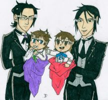 butlers and caretakers by BarbossasBride