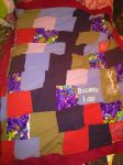 Patch Quilt/Comforter by unbelievaBull
