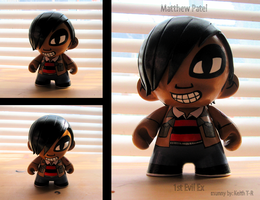 Matthew Patel Munny by sparr0