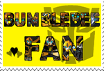 Bumblebee fan-made stamp by Playstation-Jedi