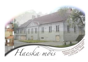 2010May30 - Haeska manor by Dreamplayer