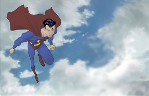 Superman Color by johnsonverse