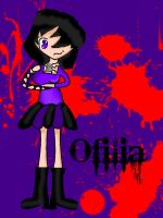 Ofilia, the goth gal by suzzie456
