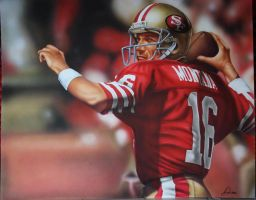 Joe Montana by Retrodan16