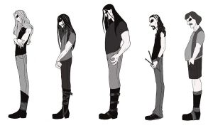 Dethklok by cabins