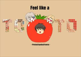 Feel like a tomato by AliRed