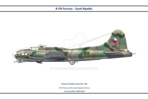 Fantasy 443 B17G Czech Republic by WS-Clave