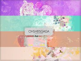 Texture Pack OO5. by OhsheisGaga