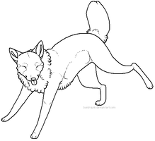 WOLF MAKEABLE. O: by Band-junk
