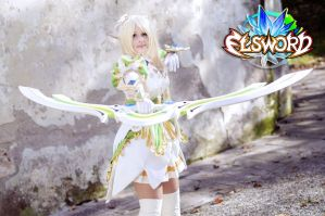 Rena Grand Archer Elsword 4 by ShiroiKobato