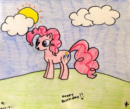 Pinkie! by Hotdogswithheart