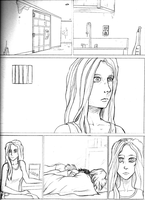 RaW - 'Lost and Found' page 1 by kamesen