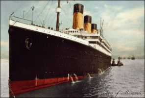 Grande Dame of the Sea by RMS-OLYMPIC