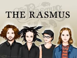 The Rasmus 4 by Kissa-TR