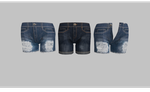 MMD Pack of shorts by amiamy111