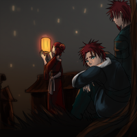 The Last of the Lanterns by SuzakuTrip