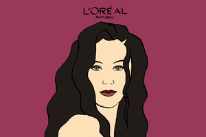 L'Oreal Republic by the-rose-of-tralee