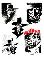 Shadow Sketchs by LostonWallace
