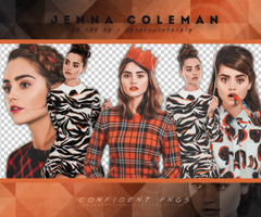 Pack Png 151 // Jenna Coleman by confidentpngs