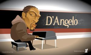 d'Angelo at the Rhodes by braeonArt