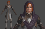DAI Leliana Default (updated) by Padme4000