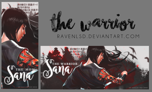 The Warrior is a Mom by RavenLSD