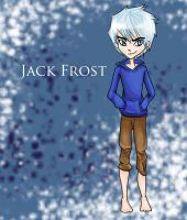 Jack Frost is a Hottie, No denying it by NAD-LifeOfficial