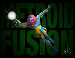 Metroid Fusion by Rebonack