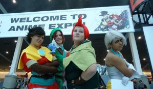 AX 2012: Welcome to Anime Expo! by InvaderSonicMx
