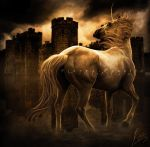 The Outcast by Bianca-Cavallo