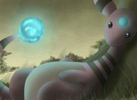 Ampharos by All0412